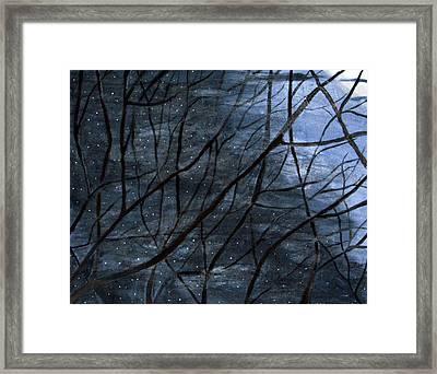 Nightlife Framed Print by Kori Vincent