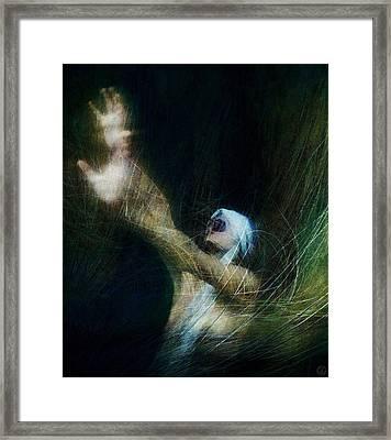 Nightmare Framed Print by Gun Legler