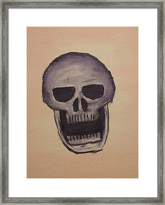 Nightmare Framed Print by Keith Nichols