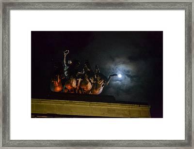 Nightmares Framed Print by Bill Mock