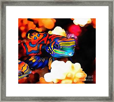 Nike  Framed Print by Catherine Lott