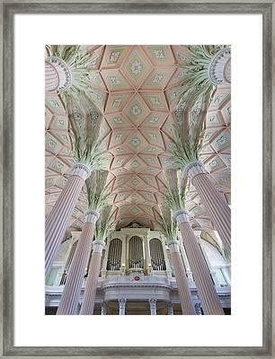 Nikolaikirche Leipzig Framed Print