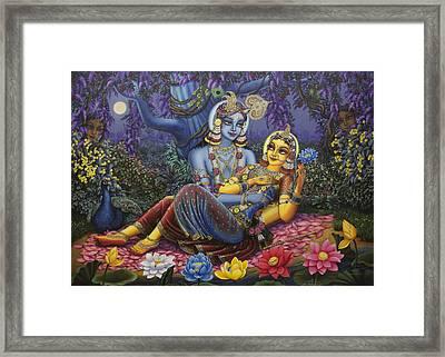 Nikunj Keli Framed Print