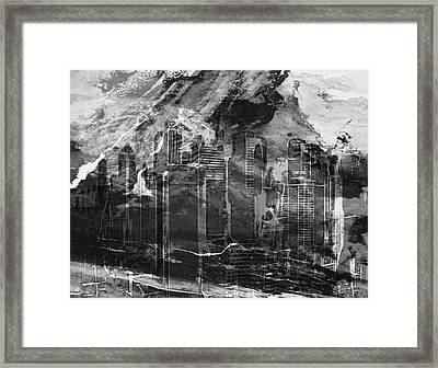 Nine Eleven Framed Print by Steve K