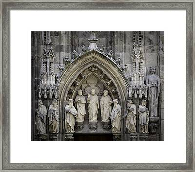 Nine Worthies Cologne Germany Framed Print