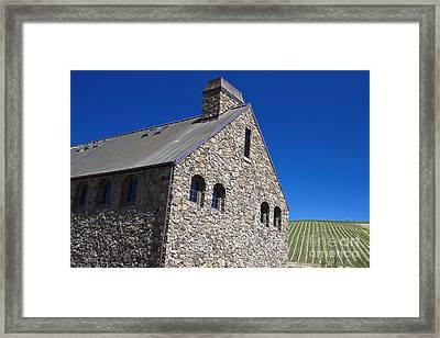 Niner Wine Estates Winery Paso Robles Framed Print by Jason O Watson