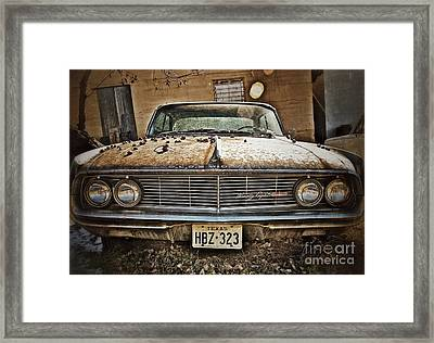 Ninety Eight Framed Print