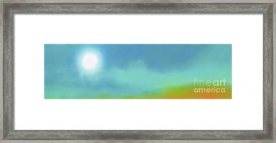 Nirvana Framed Print by First Star Art