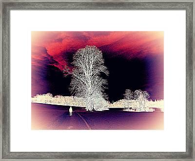 Nirvana Framed Print by The Creative Minds Art and Photography