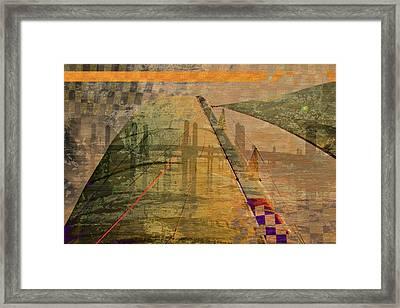 No 033 2 Framed Print by Alexander Ahilov