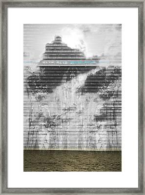 No. 055 Framed Print by Alexander Ahilov