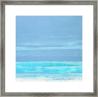 No. 104 Framed Print by Diana Ludet