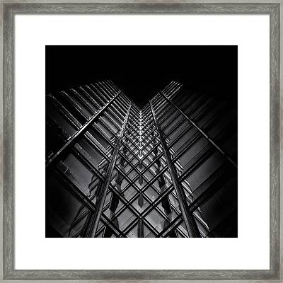 No 11 King St W Toronto Canada Framed Print