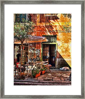 No. 29 Framed Print