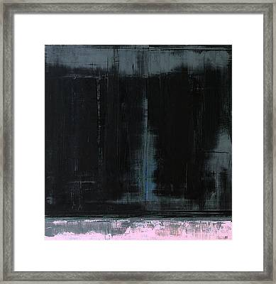 No. 87 Framed Print by Diana Ludet