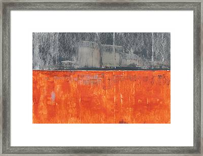 No. 95 Framed Print by Diana Ludet