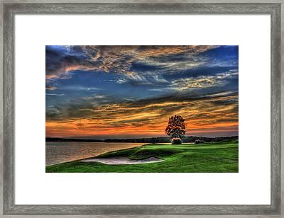No Better Day Framed Print by Reid Callaway