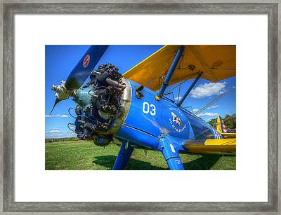 Framed Print featuring the photograph No Bucks by Michael Donahue
