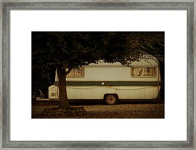 No Direction Home Framed Print