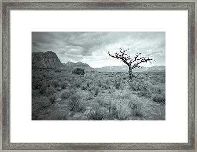 No End Framed Print