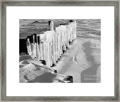 No Ferry Today Framed Print by Jim Rossol