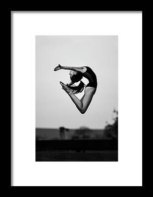 Performing Framed Prints
