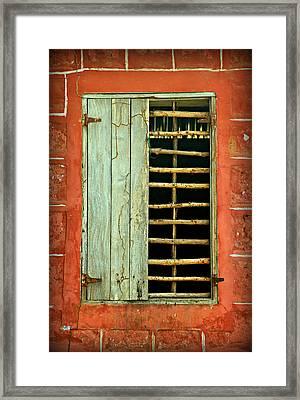 No Longer In Bondage Framed Print by Stephen Stookey