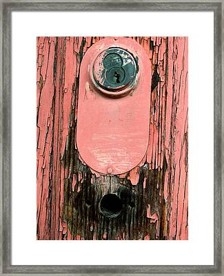 No Longer Needed - 2 Framed Print by Kae Cheatham