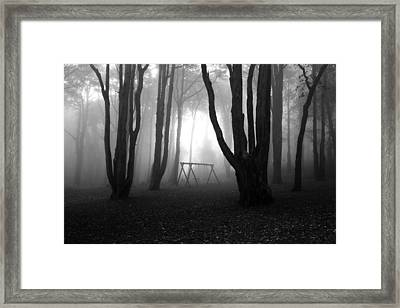 No Man's Land Framed Print by Jorge Maia