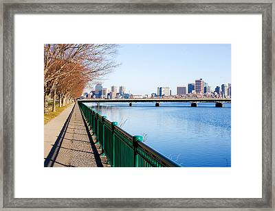 No One Out Framed Print by Raffi Zoubouian