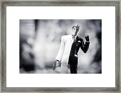 No Pain No Gain Framed Print by Stwayne Keubrick
