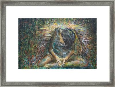 No Paradise Framed Print