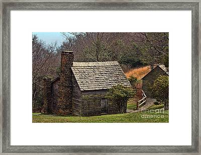 No Place Like Home Framed Print by Sandra Clark