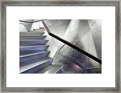 No Right Angle Framed Print