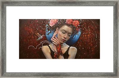 No Title 2 Framed Print by Graszka Paulska