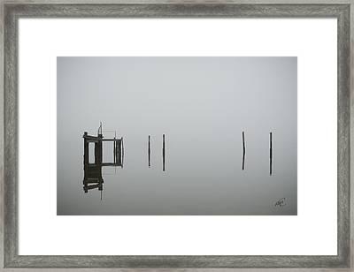 No Ware Framed Print