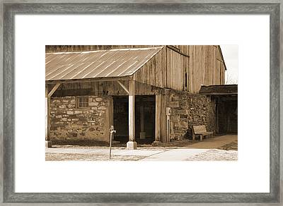 Framed Print featuring the photograph No Water by Kirt Tisdale