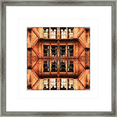 No Way Out Framed Print by Don Powers