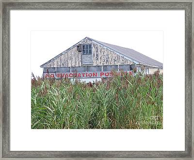Newburyport Framed Print by Eunice Miller
