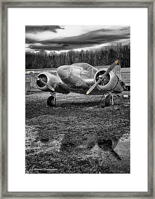 No Wings Framed Print by Glenn Thompson