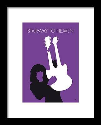 Stairway To Heaven Framed Prints