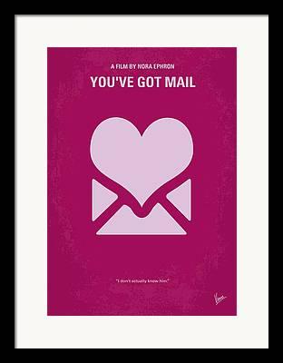 E-mail Framed Prints