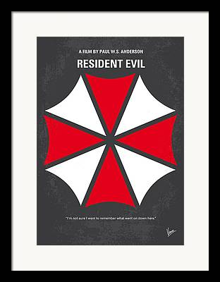 Residents Framed Prints