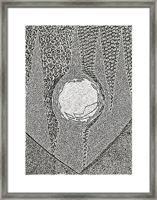 No13 I Am A Winner Framed Print by Tetka Rhu