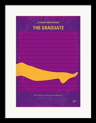 Graduate Framed Prints