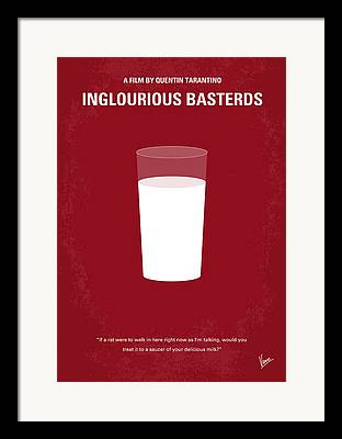 Inglourious Basterds Framed Prints