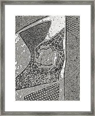 I Am A Winner 15 Framed Print by Tetka Rhu