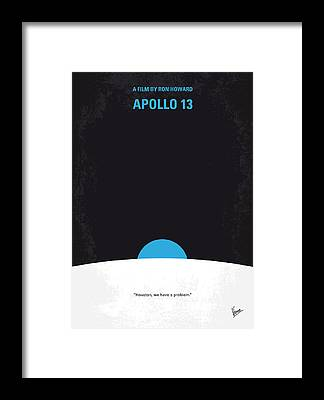 Apollo Framed Prints