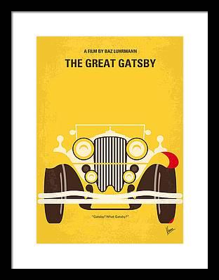Movie Poster Framed Prints