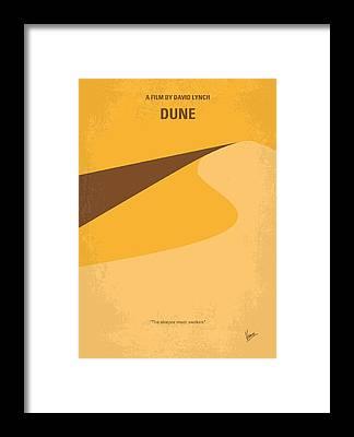 Duke Framed Prints